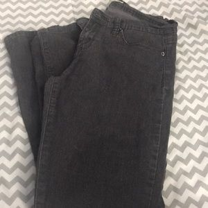 Forever 21 grey jeans